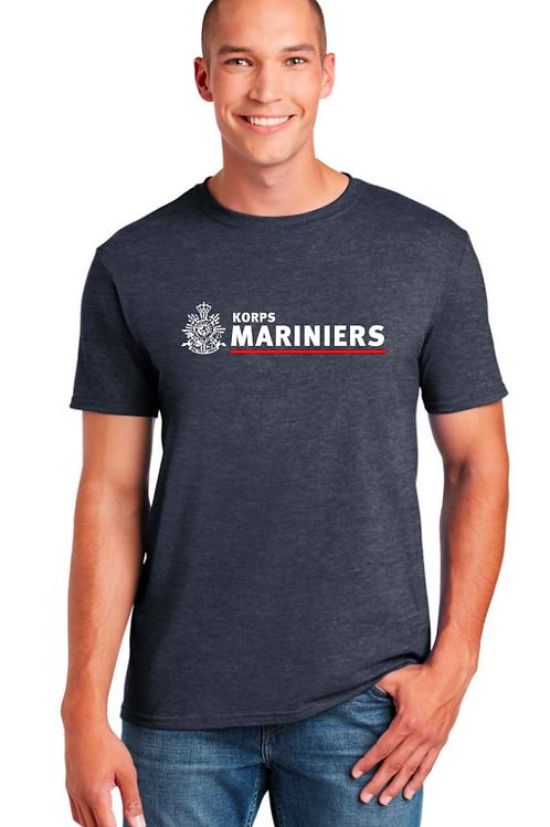 Korps Mariniers shirt blauw