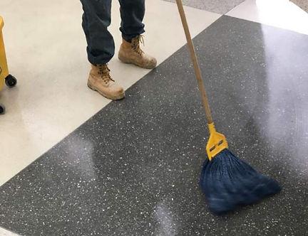 Nettoyage Terrazzo