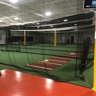 The Launching Pad (TLP) | Batting cages | Goldsboro, NC