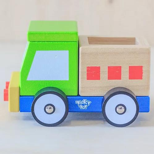 Caminhão desmontável