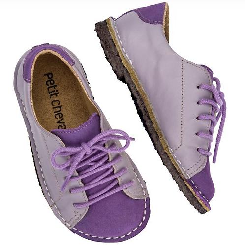 Sapato Infantil Pipa Uva/ Lavanda