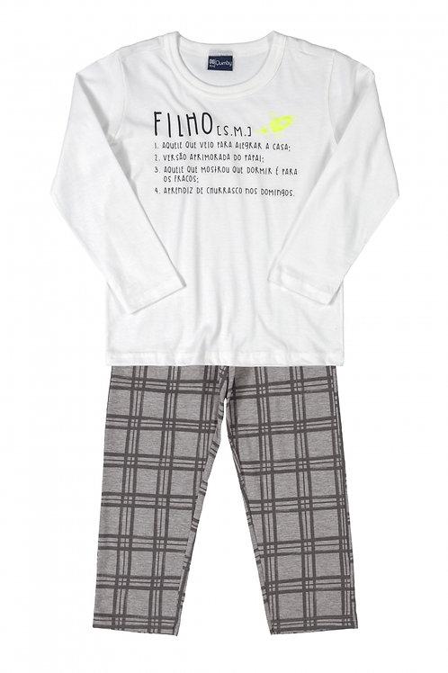 Pijama Filho
