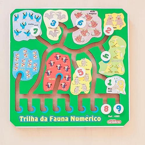 Trilha da Fauna Numerico