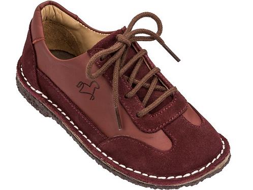 Sapato Infantil Botão Figo/ Pinhão