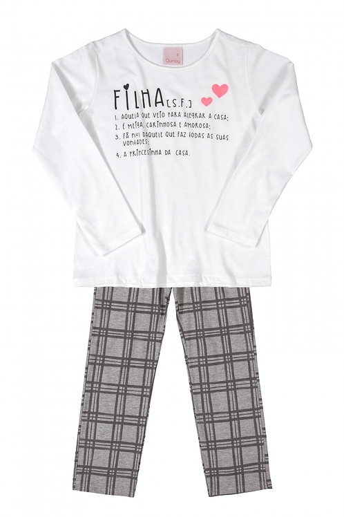 Pijama Filha