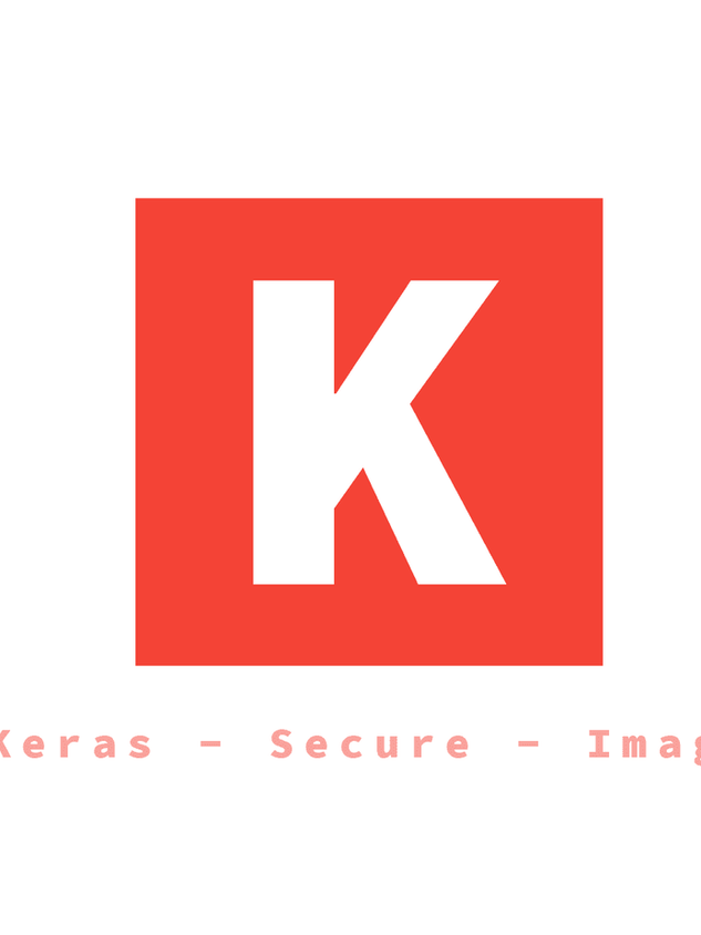 Keras Secure Image