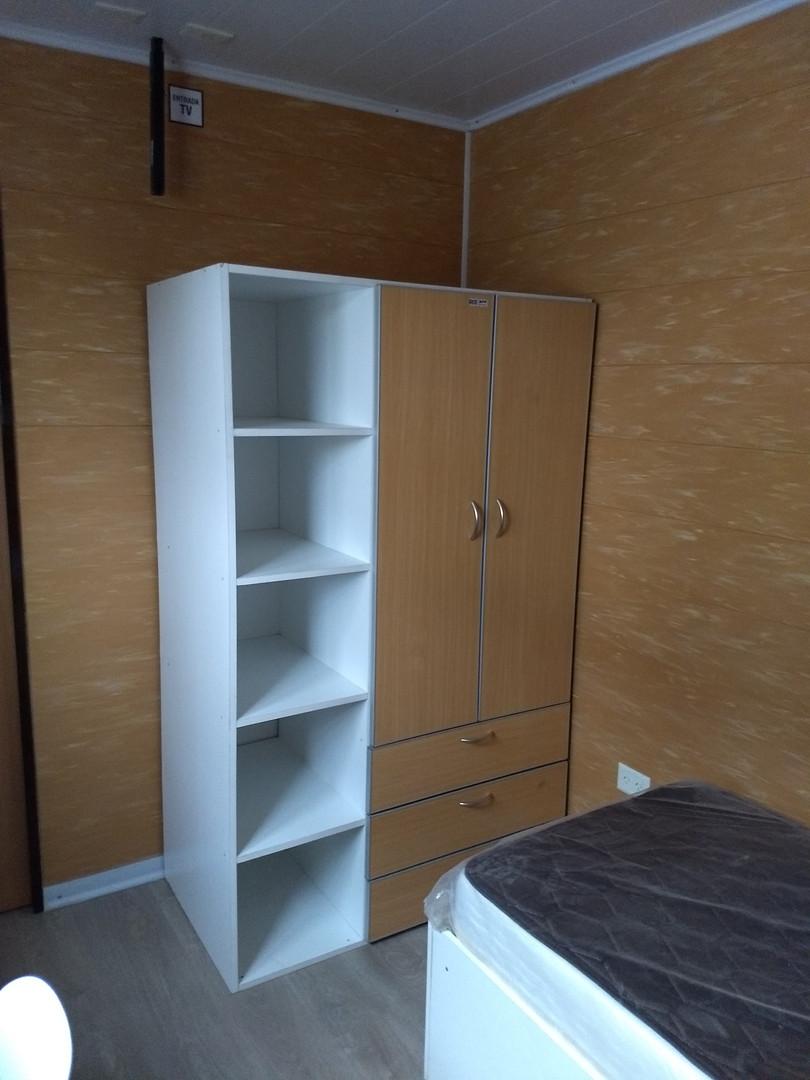 Dormitorio 1 U19