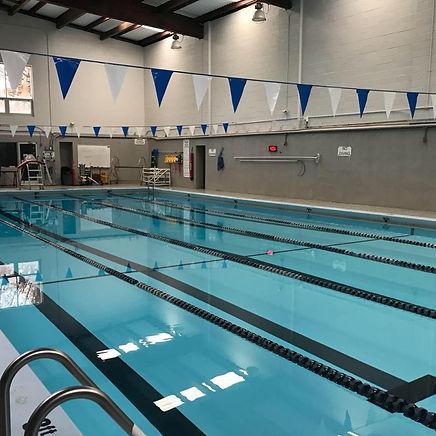 Indoor Olympic Pool