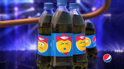 """Pepsi Emoji - """"Talent show"""""""