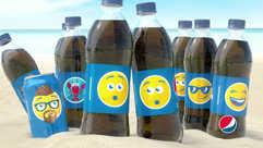 "Pepsi emoji - ""Selfie"""