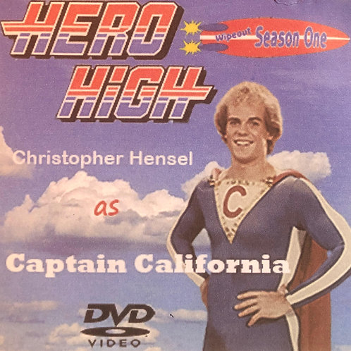 Hero High DVD