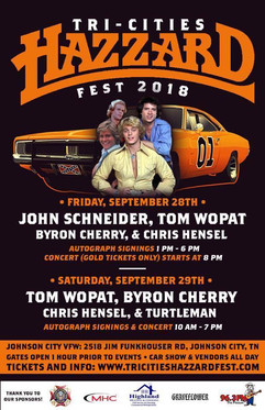 Johnson City, TN 2018
