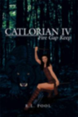 Catloran IV: Fire Gap Keep Cover