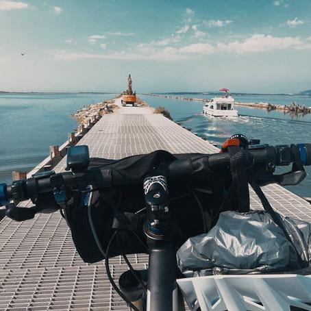 La découverte du voyage à vélo... et de moi-même #1