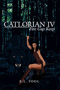 Catlorian IV: Fire Gap Keep Cover