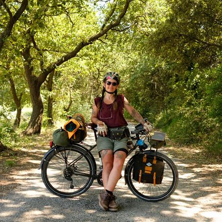 La découverte du voyage à vélo... et de moi-même #3
