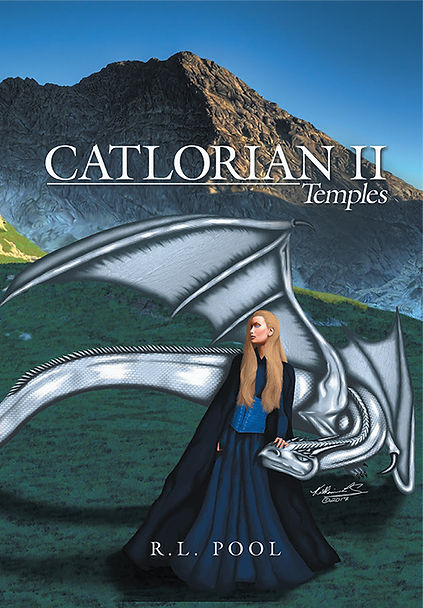 Catlorian II: Temples Cover