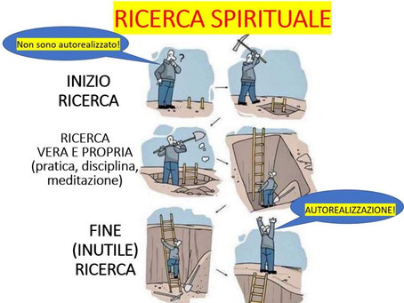 FOSSA SPIRITUALE
