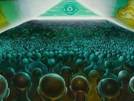 PREDIRE IL FUTURO PER CONTROLLARE IL PRESENTE – (tattiche per il controllo di massa – Pr
