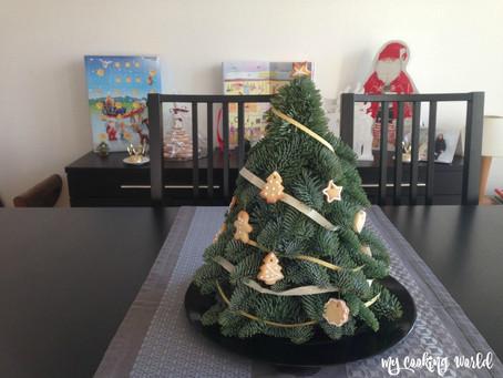 DIY Bébé- Ornements du sapin de Noël - 1er Décembre 2016