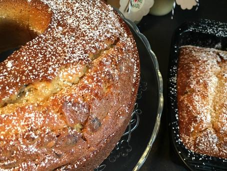Gâteau des Carmélites de Séville - 10 Mai 2017