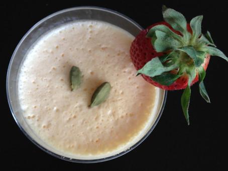 Tiramisu fraises-cardamome - 9 Septembre 2016