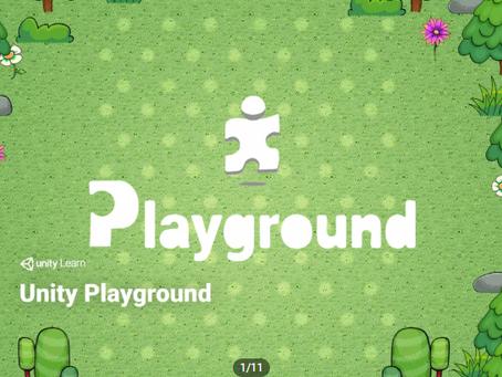 UnityPlaygroundでゲーム開発体験