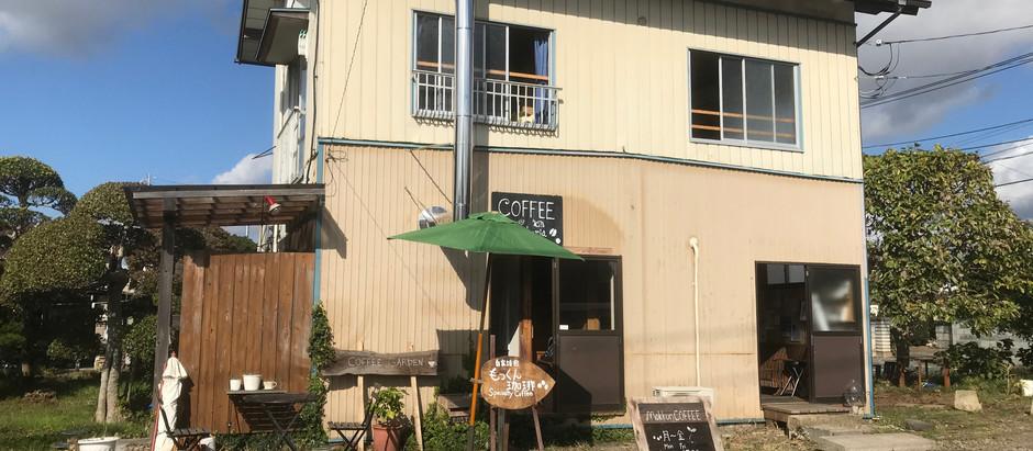 大曽根地区のコーヒー屋さん「もっくん珈琲」