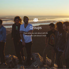 Facebook Groups Launch