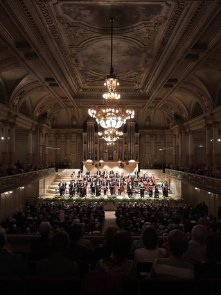 Tonhalle Zürich closes it doors