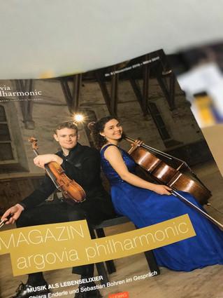 argovia phil - new magazine!