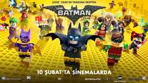 """""""LEGO® Batman Filmi"""" Türkiye'de de 10 Şubat 2017'de 3D ve Türkçe Dublajlı olarak vizyona girecek"""