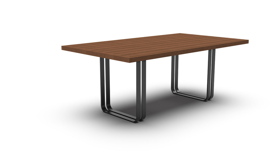 The Collection: Dining Table