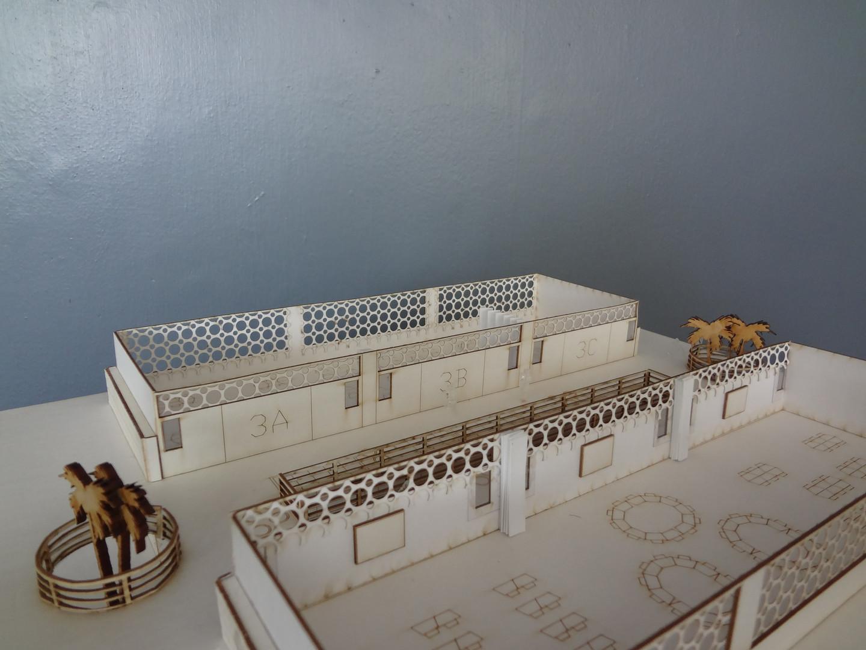 Scaled Model