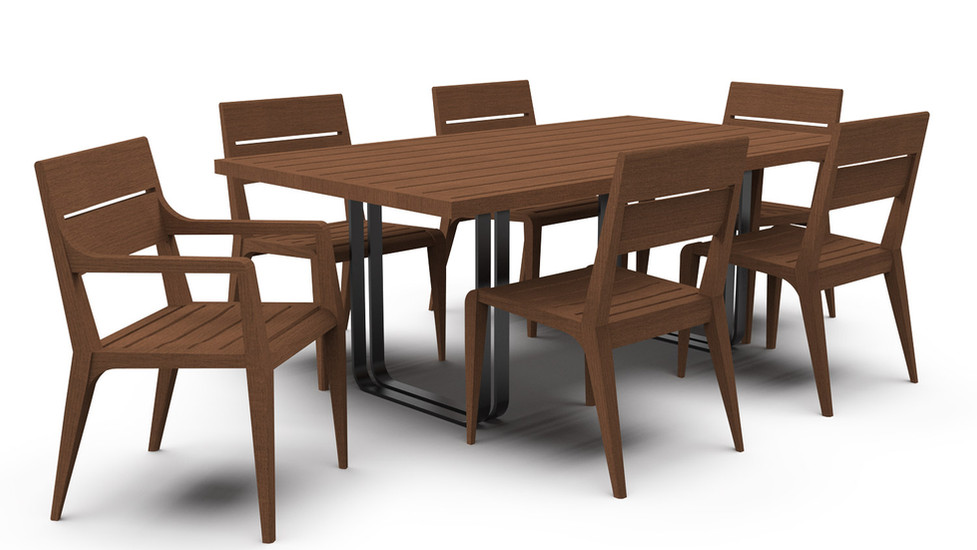 The Collection: Dining Set