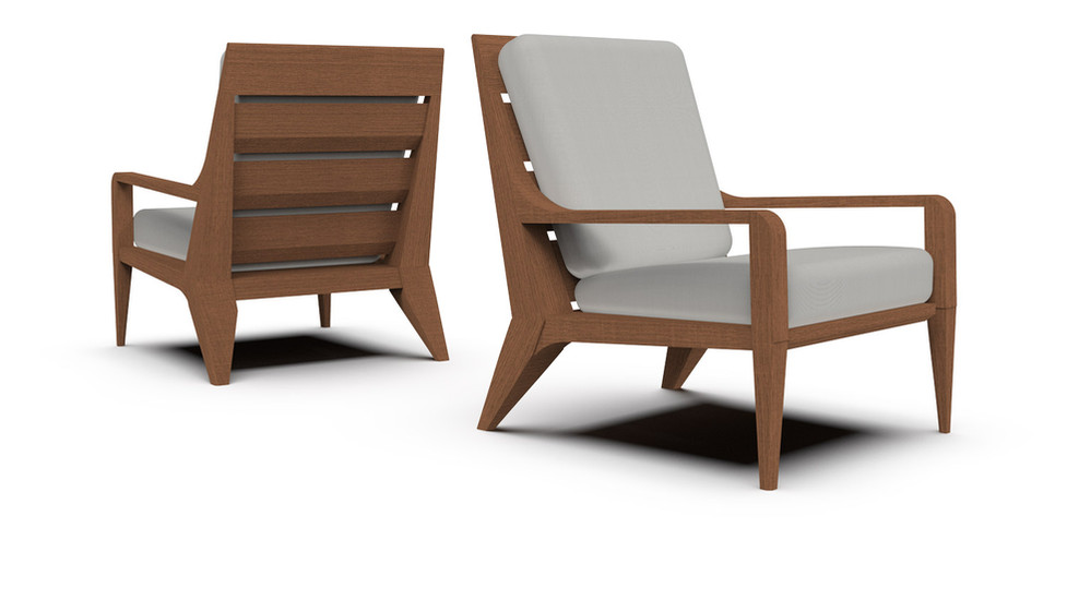 The Collection: Lounge Chair