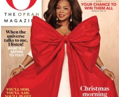 """OPRAH'S """"O MAGAZINE"""" PRINT VERSION CALLING IT QUITS AFTER 20 YEARS"""