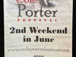 Cole Porter Festival in Peru, Indiana