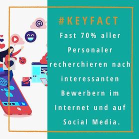 Auswirkungen von Social Media auf Bewerbungen