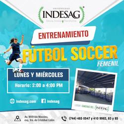 Fútbol Soccer Femenil