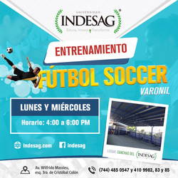 Fútbol Soccer Varonil