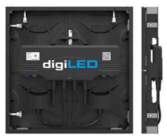 digiLED DHR 7Rx LED Panel