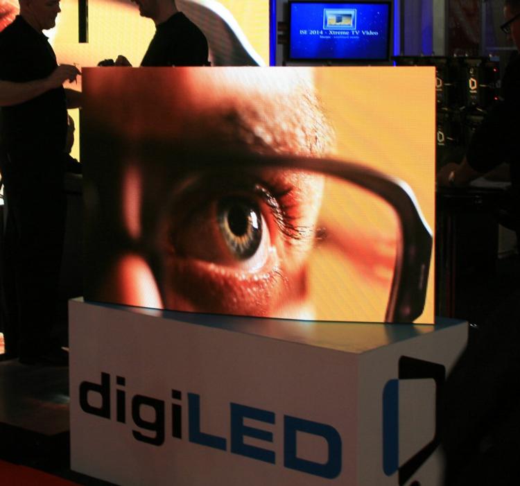 Video Screen Panel