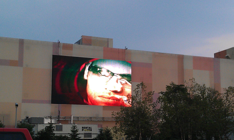 digiLED Outdoor LED Display Parx Casino