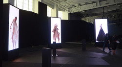 5mm LED Video Wall Monoliths 2014