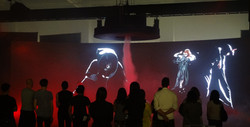 10mm Curving LED Video Wall