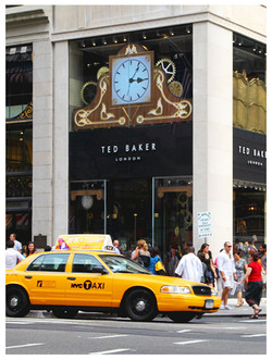Ted Baker Permanent Video Screen