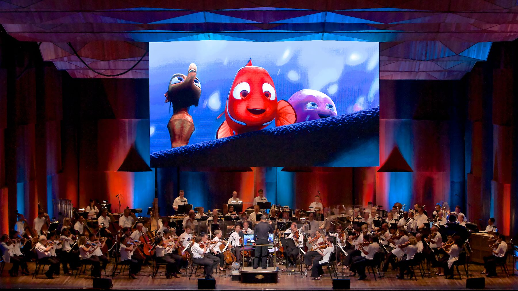 Mann Music Center Disney Pixar