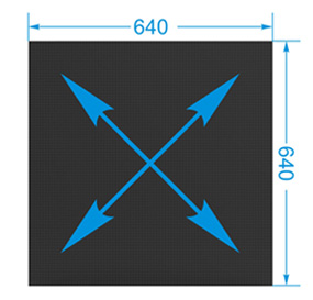 digiLED DHR 7Rx Dimensions