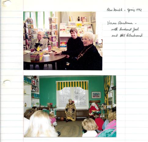 Author Event 1992